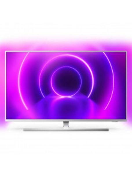 Oferta de TELEVISOR PHILIPS DE 109,2CM (43'') 43PUS8555/12 4K UHD - SMART TV - AMBILIGHT por 479€