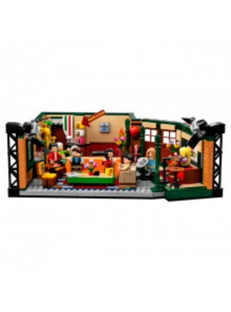 Oferta de LEGO FRIENDS CENTRAL PERK por 89,9€