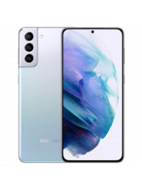 Oferta de TELÉFONO SAMSUNG GALAXY S21+ 5G DE 17CM (6,7'') SM-G996BZSDEUB  8GB - 128GB por 999€