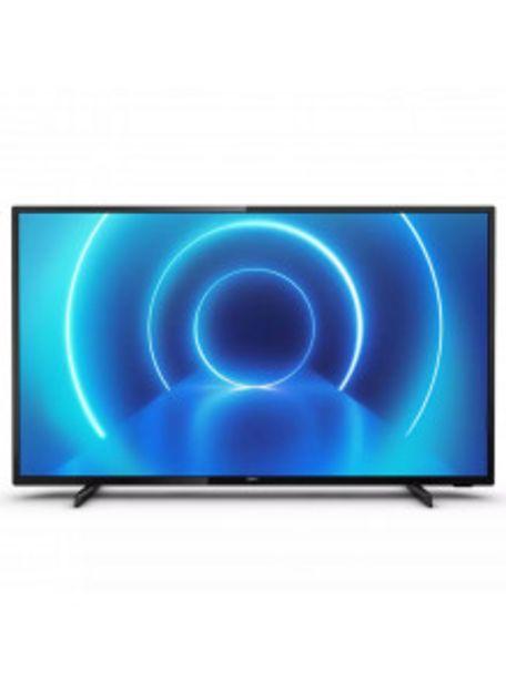 Oferta de TELEVISOR PHILIPS DE 127CM (50'') 50PUS7505/12 4K UHD - SMART TV por 399€