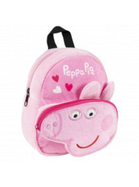 Oferta de MOCHILA GUARDERIA PEPPA PIG 2100003386 por 14,9€