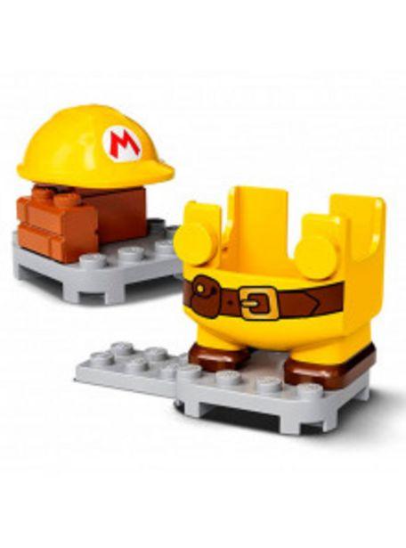 Oferta de LEGO SUPER MARIO PACK POTENCIADOR: MARIO CONSTRUCTOR por 11,9€