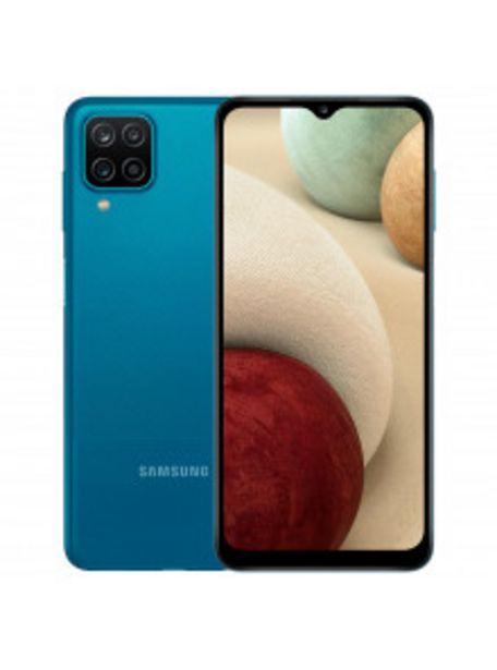 Oferta de TELÉFONO SAMSUNG GALAXY A12 DE 16,5CM (6,5'') SM-A125FZBUEUB 3GB - 32GB por 149€