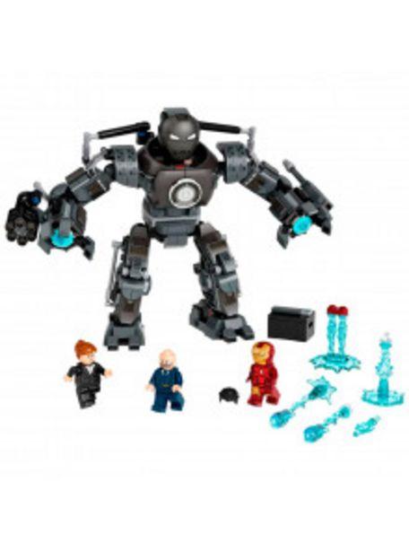 Oferta de LEGO MARVEL IRON MAN: CAOS DE IRON MONGER por 49,9€