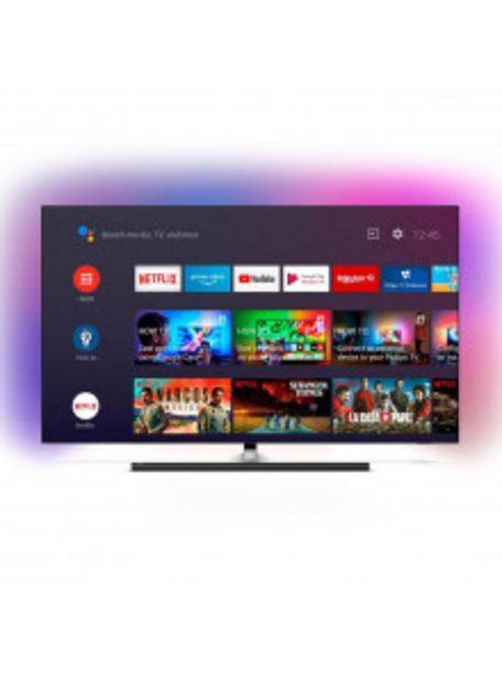 Oferta de TELEVISOR PHILIPS DE 165,1CM (65'') 65OLED865/12 4K UHD - SMART TV - AMBILIGHT por 2299€