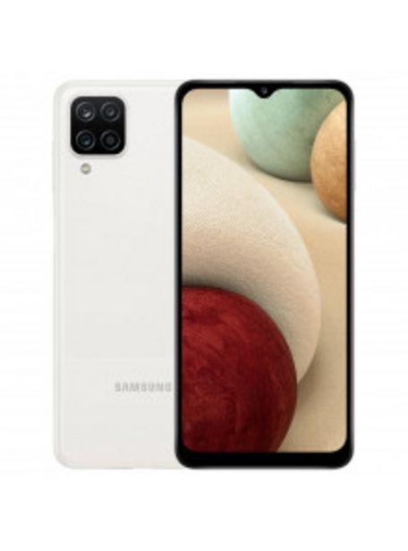 Oferta de TELÉFONO SAMSUNG GALAXY A12 DE 16,5CM (6,5'') SM-A125FZWUEUB 3GB - 32GB por 149€