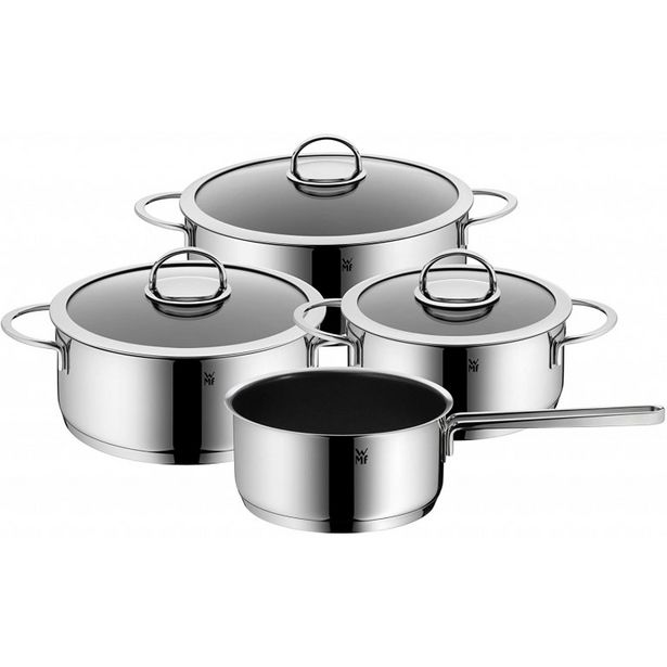 Oferta de Batería de cocina con 4 ollas VIGNOLA 0727046380 por 139€