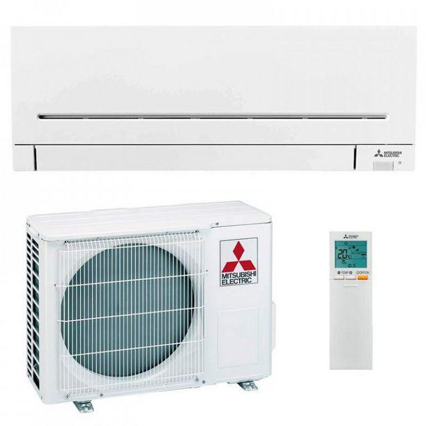 Oferta de Aire Acondicionado Inverter 2200 Fr. A+++ MITSUBISHI MSZ-AP25VGK por 829€