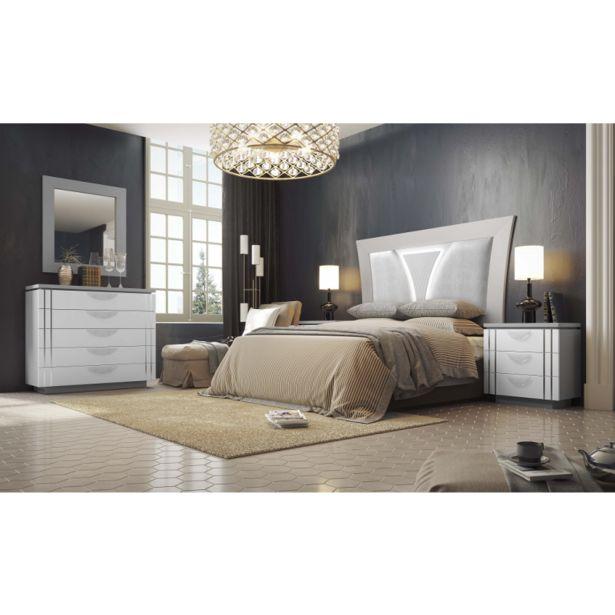 Oferta de Dormitorio de matrimonio modelo SOFIA CHSOFIA02 por 1489€