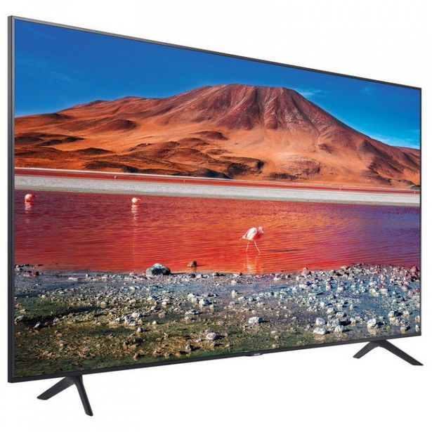 """Oferta de Televisor Led 65"""" Ultra HD 4K SAMSUNG UE65TU7105KXXC por 729€"""