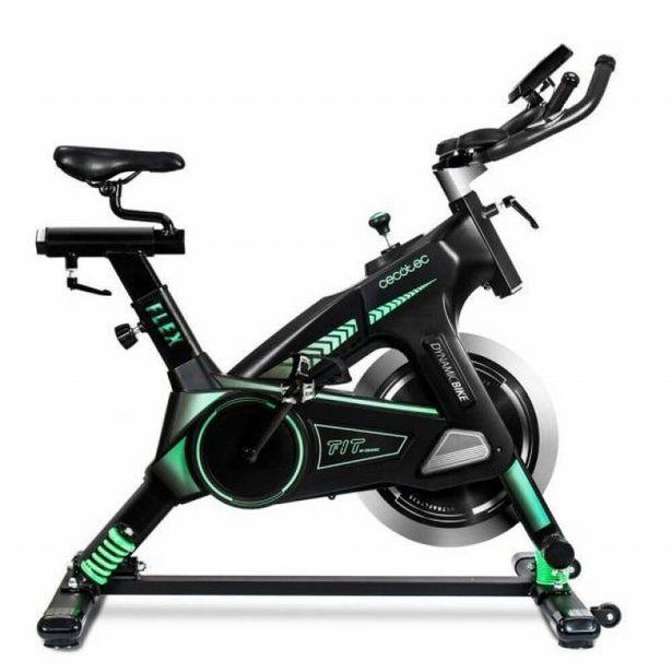 Oferta de Bicicleta Indoor Profesional CECOTEC ULTRAFLEX25 por 349€