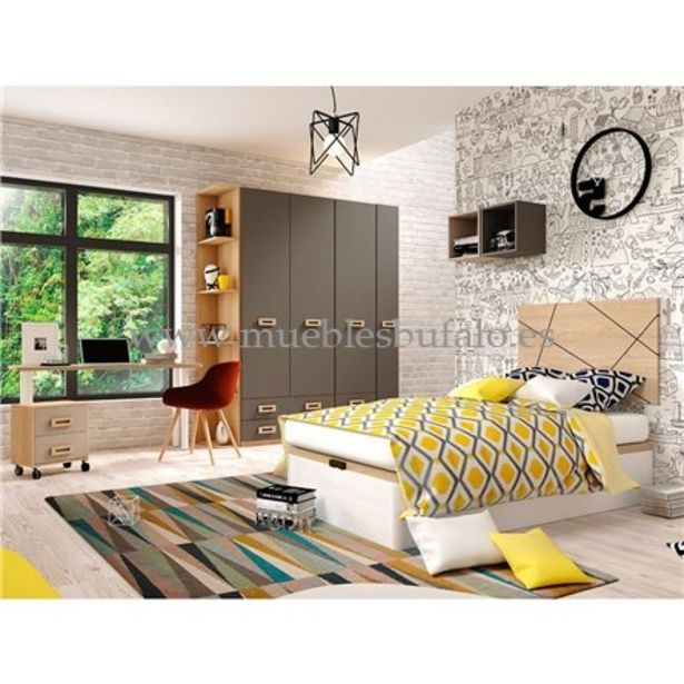 Oferta de Dormitorio juvenil 07 Start Artic Artic por 979€