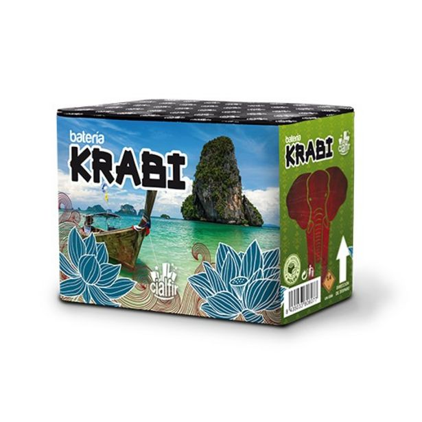Oferta de Batería Krabi por 25€