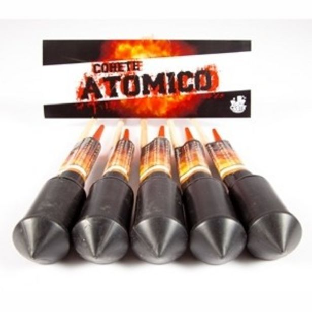 Oferta de Cohete Atómico por 45€