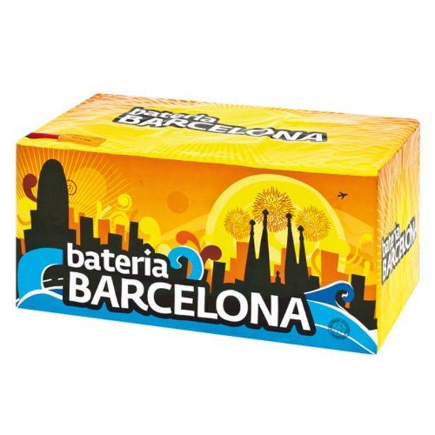 Oferta de Batería Barcelona por 230€