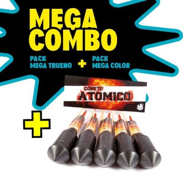 Oferta de MEGA COMBO Atómico* por 70€