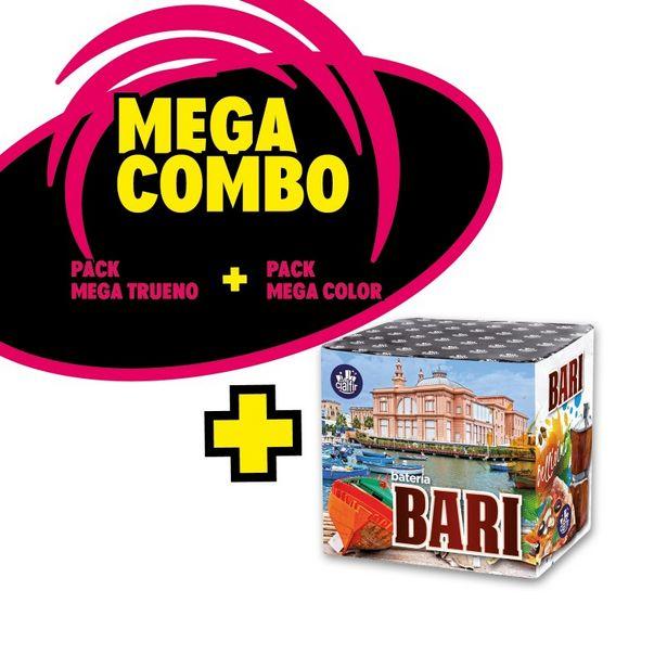 Oferta de MEGA COMBO+Bari* por 70€