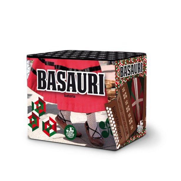 Oferta de Batería Basauri por 48€