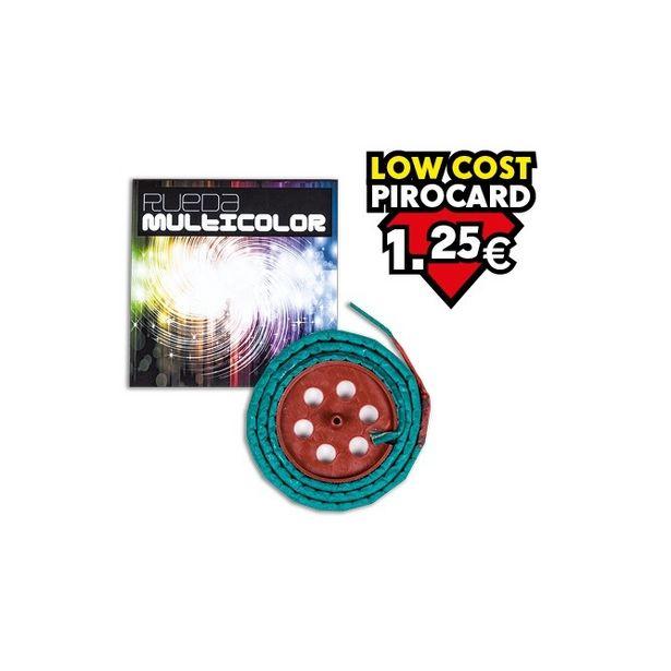 Oferta de Rueda Multicolor por 2,5€