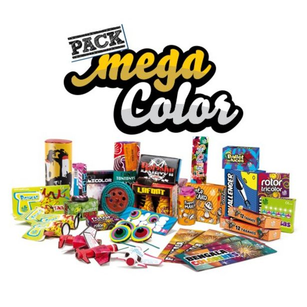 Oferta de Mega Color* por 35€
