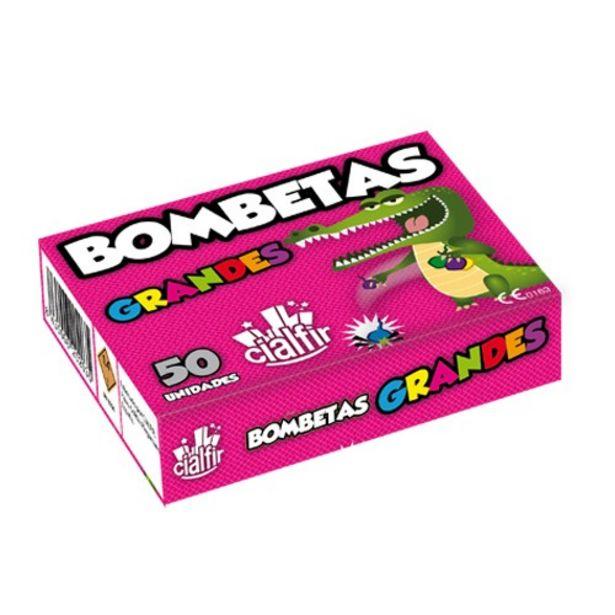 Oferta de Bombetas Grandes por 2,5€