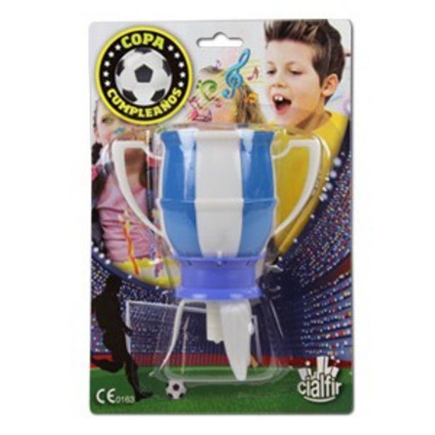 Oferta de Copa Coruña por 5€