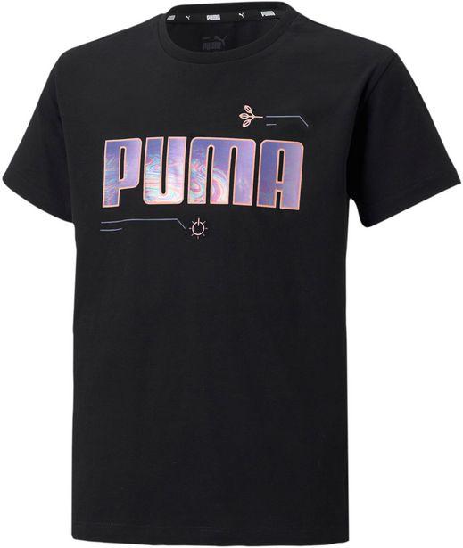 Oferta de Puma · Camiseta manga corta Alpha G por 13,99€