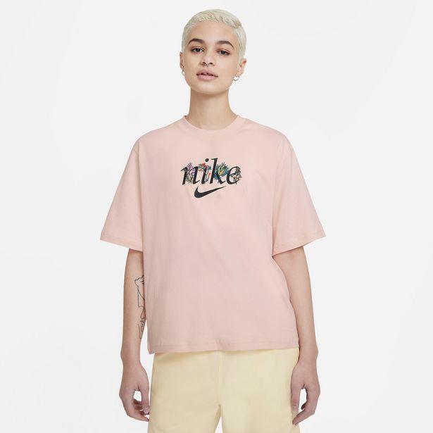 Oferta de Nike · Camiseta Manga Corta Boxy Nature por 17,99€