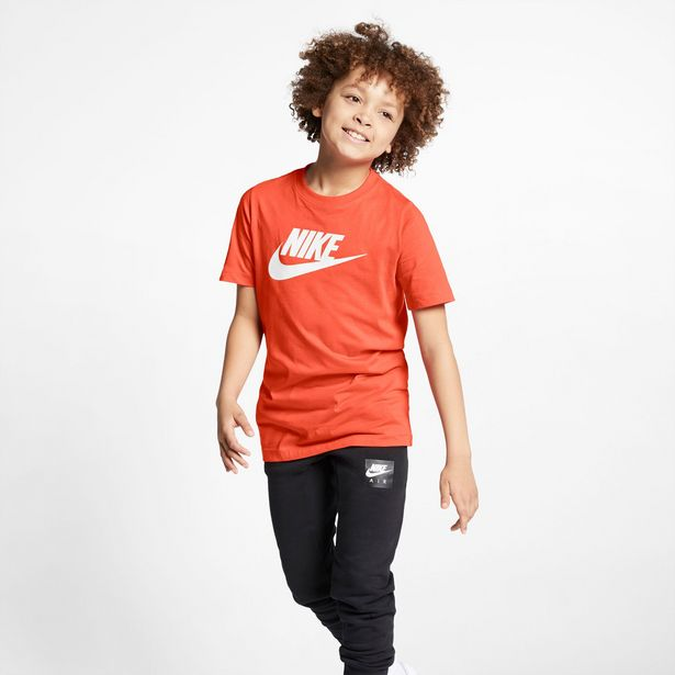 Oferta de Nike · Camiseta Manga Corta Futura Icon por 10,39€