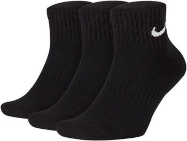 Oferta de Calcetines Tobilleros Everyday (3 Pares) por 8,5€