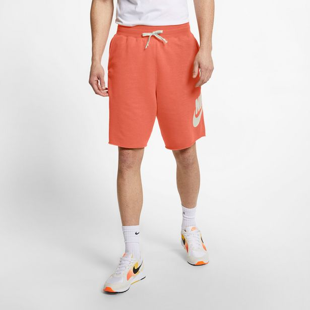 Oferta de Nike · Pantalón Corto Alumni por 25,98€