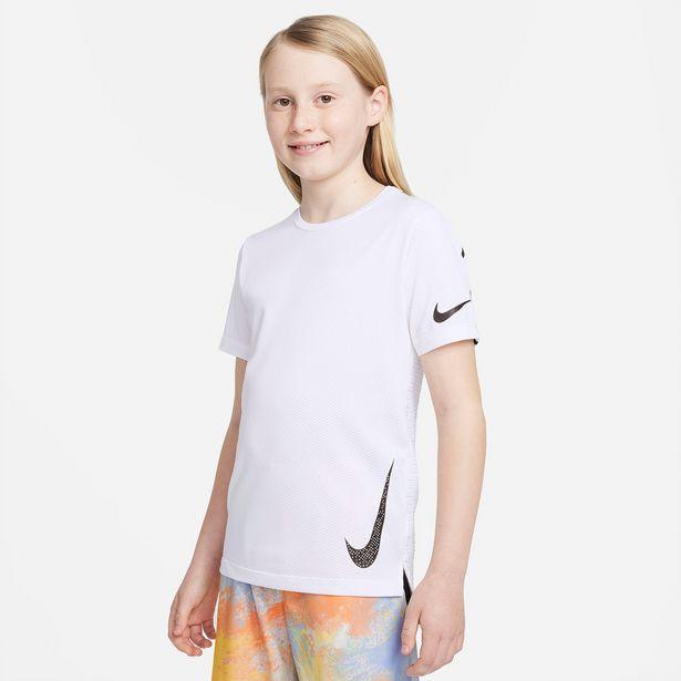 Oferta de Nike · Camiseta manga corta Wild Card Big Kids' por 27,99€