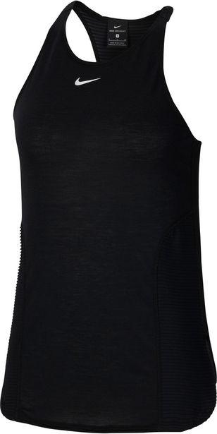 Oferta de Nike · Camiseta Sin Mangas Pro Aeroadapt por 26,19€