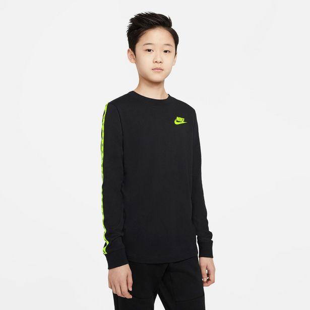 Oferta de Nike · Camiseta Manga Larga Taping por 17,01€