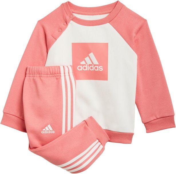 Oferta de Adidas · CHANDAL I 3Slogo Jog Fl por 24,49€
