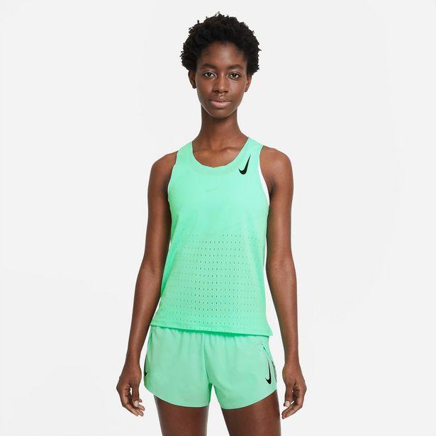 Oferta de Nike · Camiseta Sin Mangas Aeroswift por 38,99€