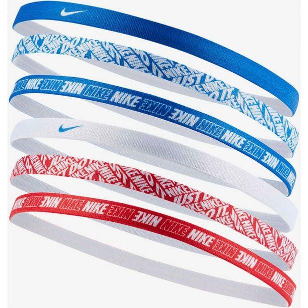 Oferta de Nike Accessories · Cinta Pelo Printed Headbands 6Pk por 7,5€