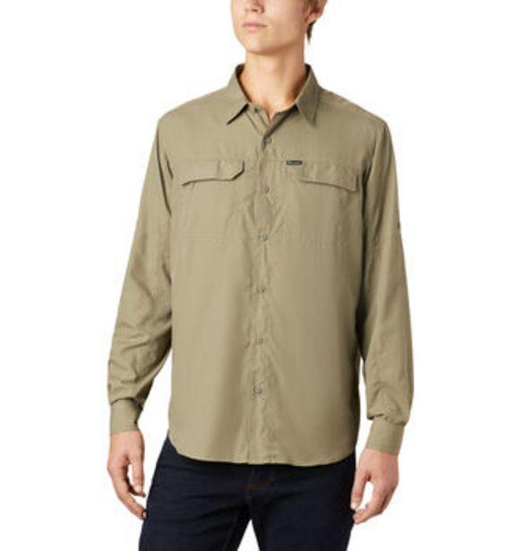 Oferta de Camisa Manga Larga Silver Ridge 2.0 por 37,57€