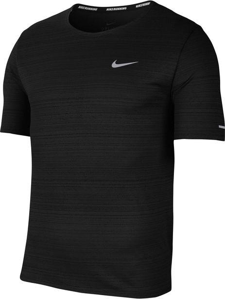 Oferta de Nike · Camiseta Manga Corta Dri-Fit Miler por 20,83€