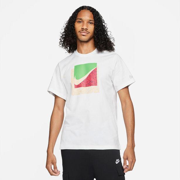 Oferta de Nike · Camiseta manga corta BrandRiff Swoosh Box por 17,49€
