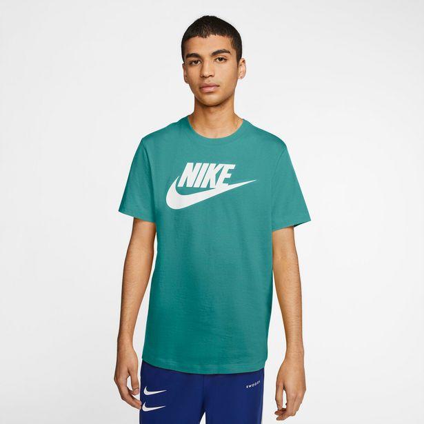 Oferta de Nike · Camiseta Manga Corta Icon Futura por 16,34€