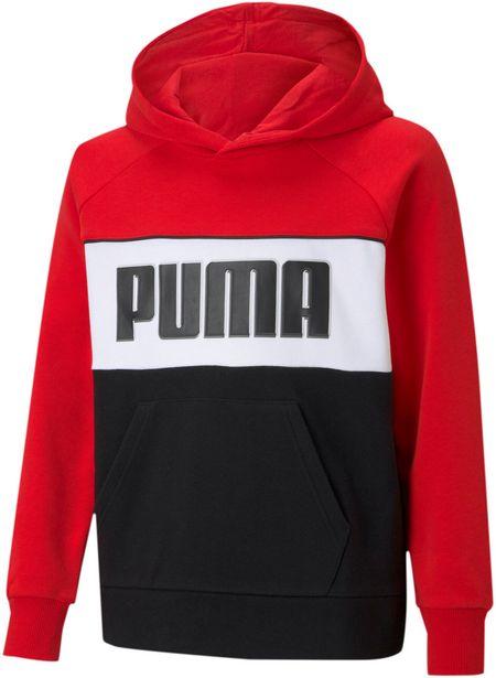 Oferta de Puma · Sudadera Alpha por 24,81€