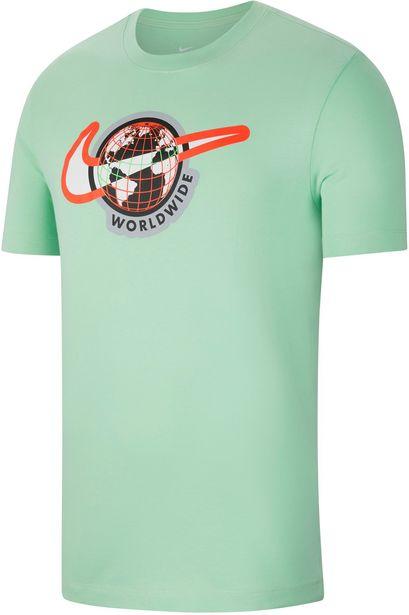 Oferta de Nike · Camiseta Manga Corta Swoosh por 19,59€