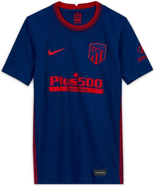 Oferta de Nike · Camiseta Segunda Equipación Atlético Madrid 20/21 por 42,46€