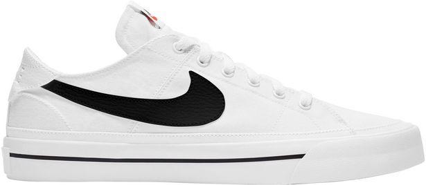 Oferta de Nike · Sneakers Court Legacy Canvas por 41,99€