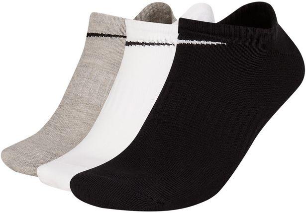 Oferta de Nike · Calcetines Cortos Everyday (3 Pares) por 6,51€