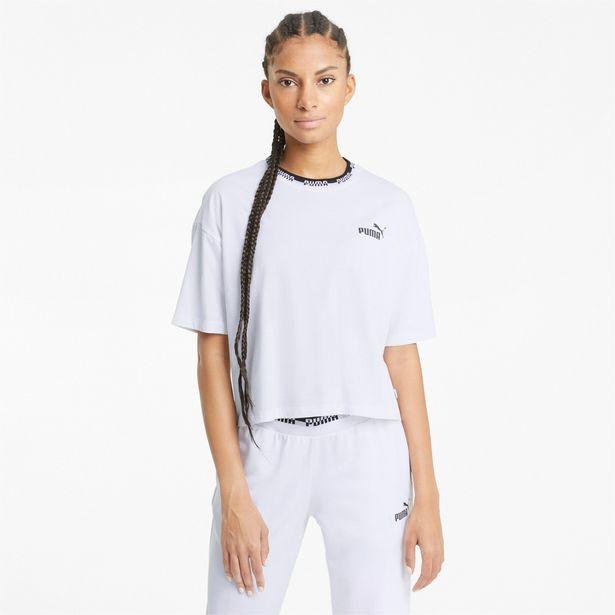 Oferta de Puma · Camiseta manga corta Amplified por 17,49€