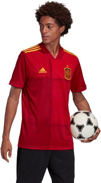 Oferta de Adidas · Camiseta Primera Equipación España por 53,97€