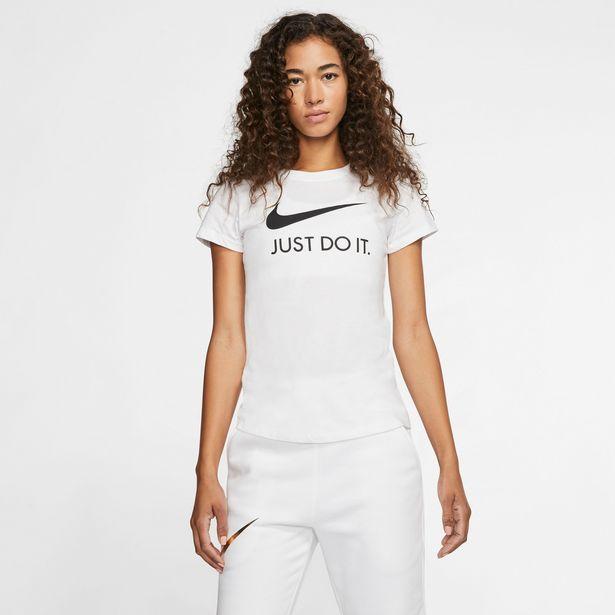 "Oferta de Nike · Camiseta Manga Corta ""Just Do It"" por 17,99€"