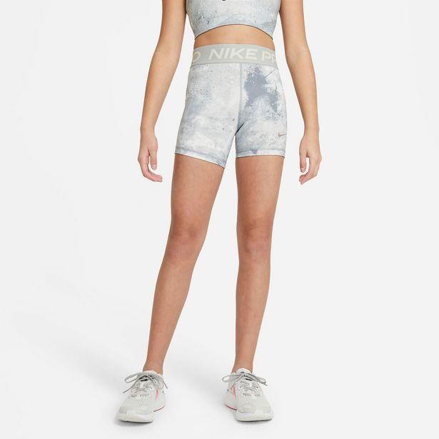 Oferta de Nike · Shorts Pro Big Kids' por 17,49€